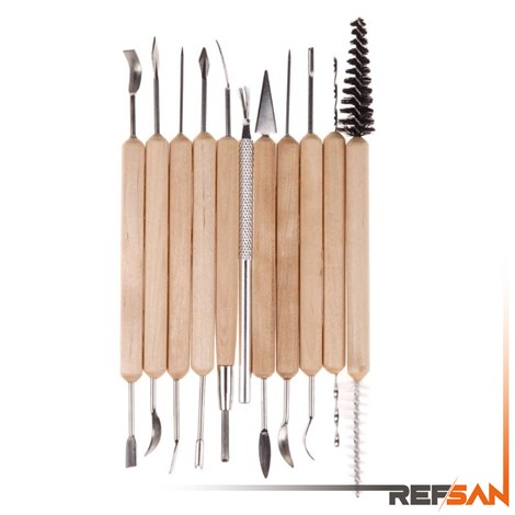 MODELING TOOLKIT 18125 11 PIECES