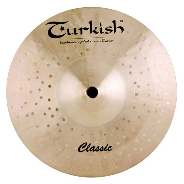 Turkish Cymbals Classic Splash C-Sp8 Zil