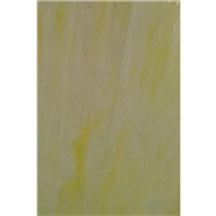 REFSAN COLOURED GLASS FOR FUSION B31-3 YELLOW-GREEN-OPAL