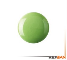 REFSAN READY TO USE CERAMIC PAINT 6133 PISTACHIO GREEN