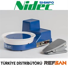 NIDEC (SHIMPO) POTTERY WHEEL WITH PEDAL RK 5T