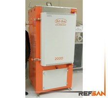 RS200D CHAMBER KILN WITH CABINET