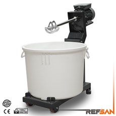 REFSAN PORTABLE MIXER (MODEL:1620)