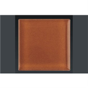 REFSAN ON-GLAZE POWDER DYE 4614 DARK BROWN