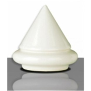 REFSAN POWDER GLAZE OPAQUE / WHITE GLOSSY ( 1050°C)