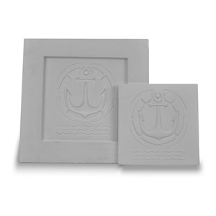 CASTING MOLD SQUARE | ANCHOR