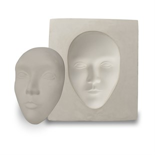 PLASTER MOLD | MASK