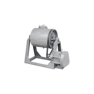 REFSAN BALL BEARING MILL DRY 100 KG (DIAMETER :80 LENGTH : 80 CM)