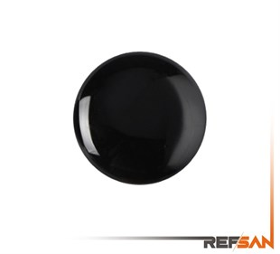 REFSAN READY TO USE CERAMIC PAINT 81 MANGANESE BLACK