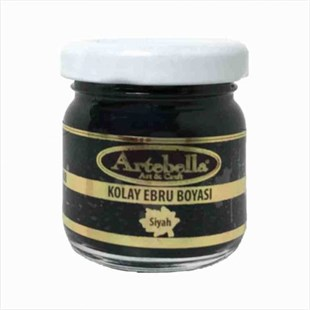 ARTEBELLA EASY MARBLING PAINT 40 CC BLACK