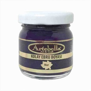 ARTEBELLA EASY MARBLING PAINT 40 CC PURPLE
