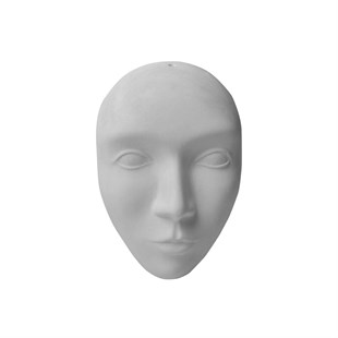 MASK | CERAMIC BISQUE