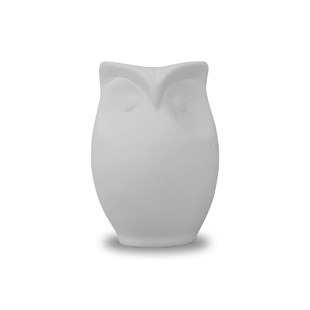 EAGLE OWL | CERAMIC BISQUE