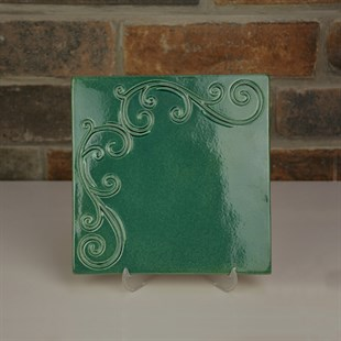 REFSAN COLORED GLAZE 9330 ATLANTIC TURQUOISE