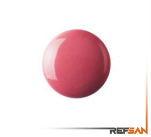 REFSAN COLORED GLAZE SUGAR PINK 921 (1050 °C)