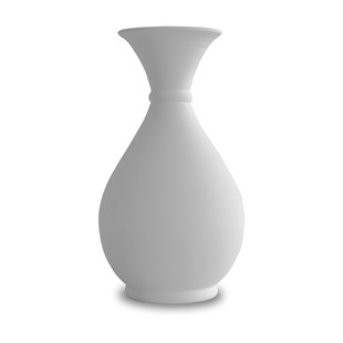 HYACINTH VASE | TILE BISQUE