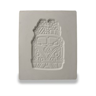 PLASTER MOLD | WV PLAQUE